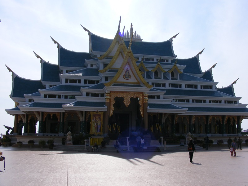 Wat Pa Phu Kon Temple near Udon Thani province in Thailand